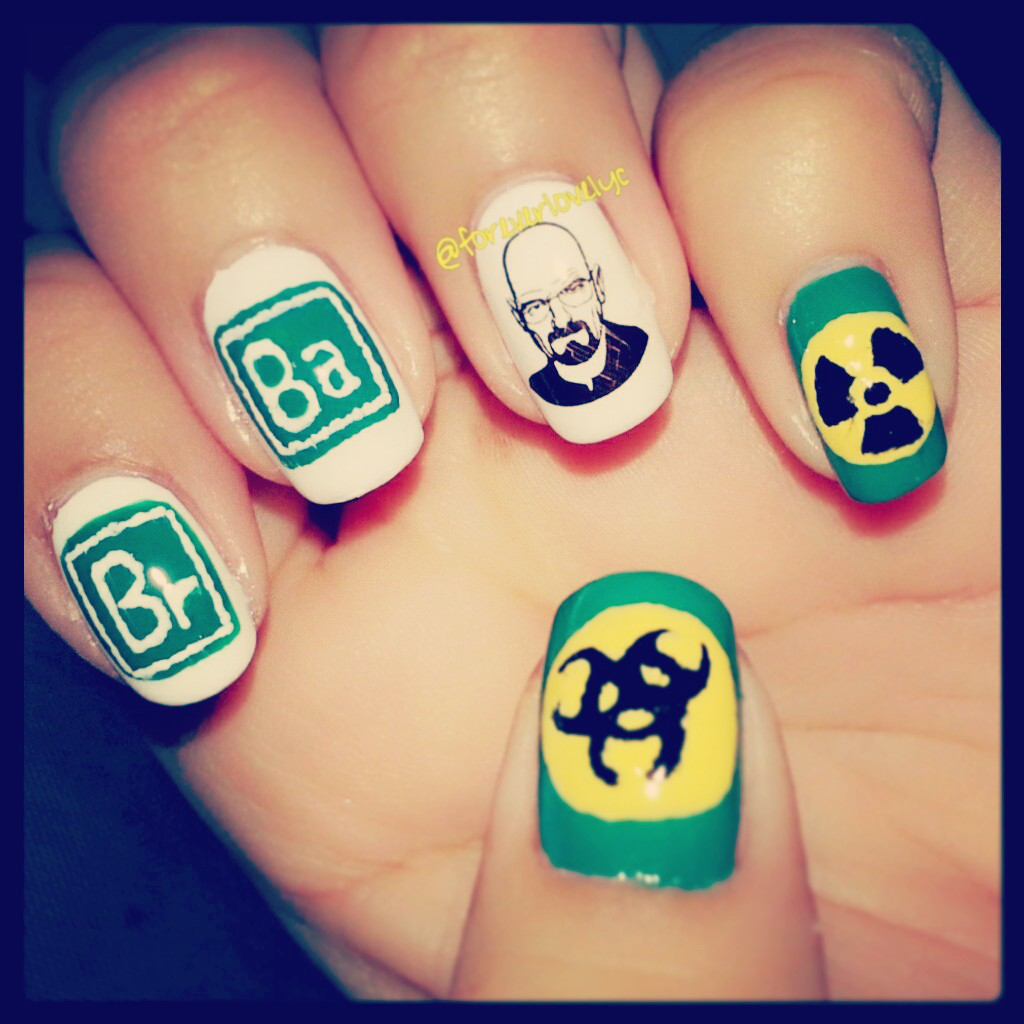 Nail Trends, Nail Art, TV Show Nails, Game Of Thrones