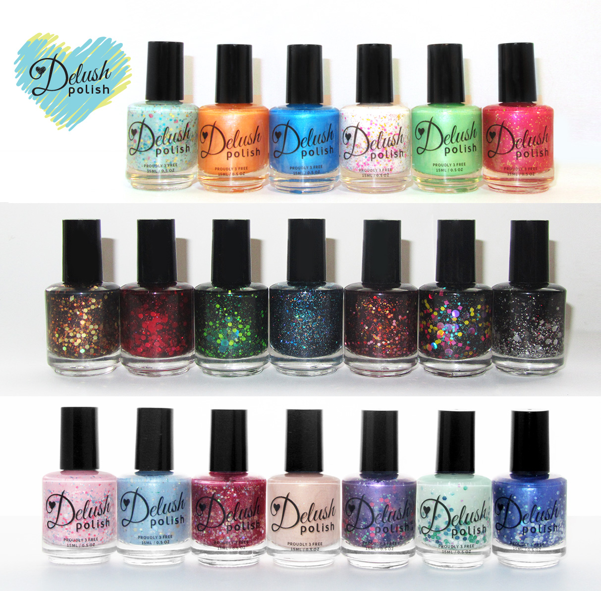 Nail Products, Nail Business, Starting Your Own Indie Polish Line