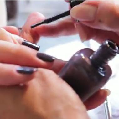 Nail Art Video: Fall Nail Art Trends (Sept. 2011): Behind the Nail Pros