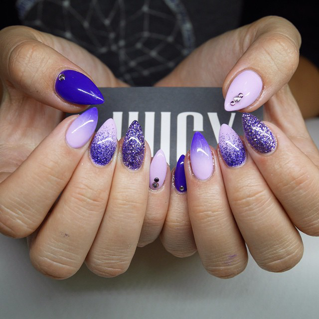 Gallery: Glitter Nails
