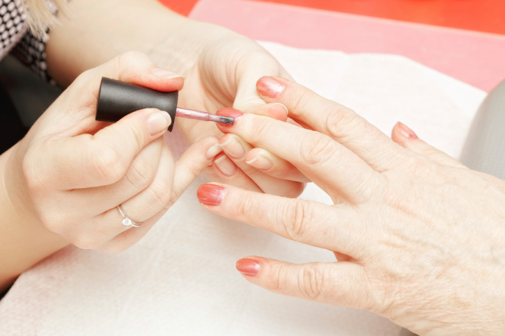 Nail Clinic: Tips For Giving Manicures To Older Clients