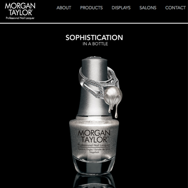 Morgan Taylor Lacquer Launches With Sleek New Website and Innovative Colors