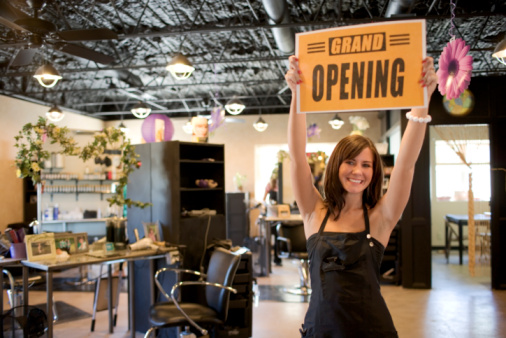 5 Tips for Starting Your Own Salon