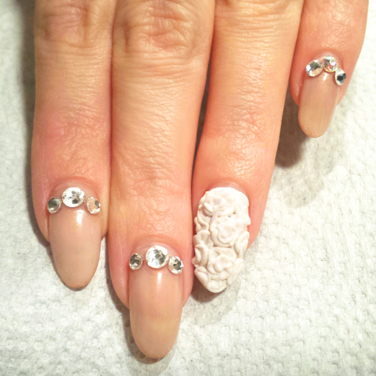 Best Nail Designs And Tutorials: 20 Best Acrylic Nails Tutorials