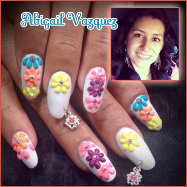 "Nail Artist Q&A: ""Nailed Down!"" with Abigail Vazquez!"