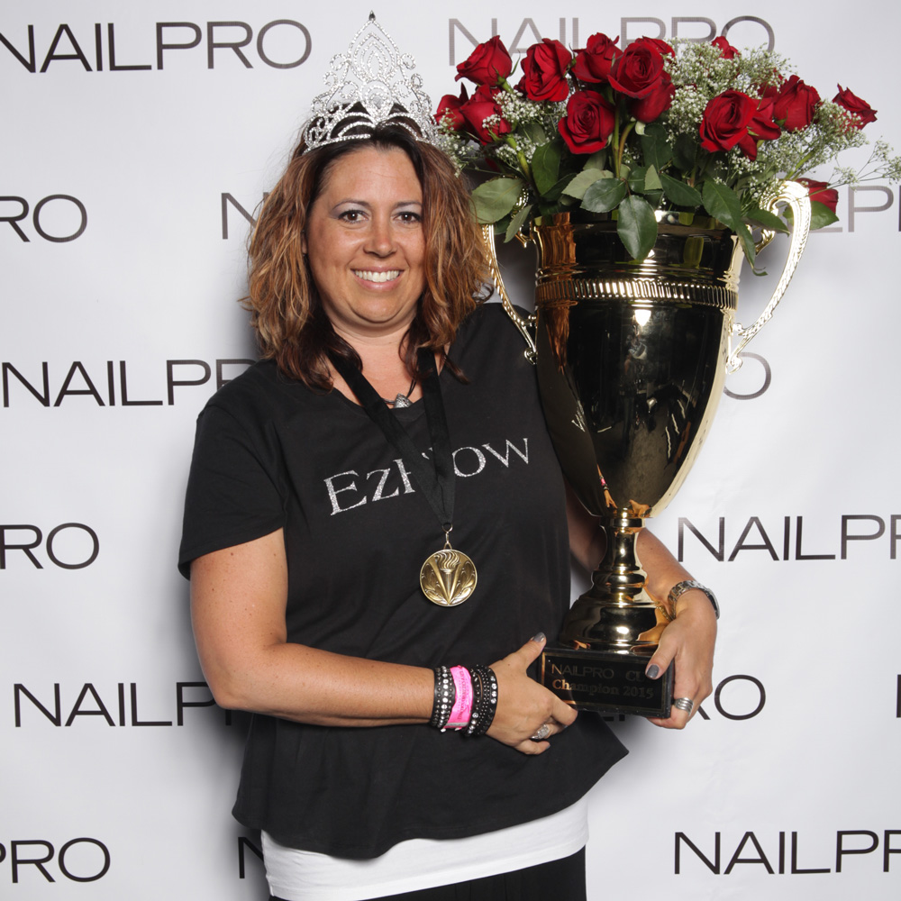 And the 2015 NAILPRO Cup Winner Is...