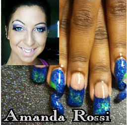 "Nail Artist Q&A: ""Nailed Down!"" with Amanda Rossi"