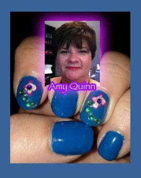 """Nail Artist Q&A: """"Nailed Down!"""" with Amy Quinn!"""