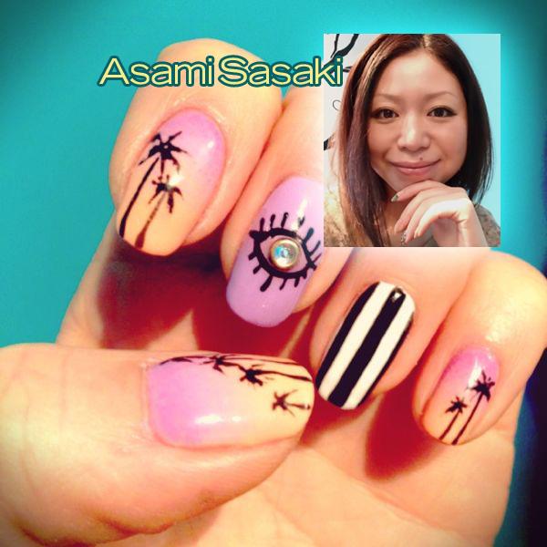 """Nail Artist Q&A: """"Nailed Down!"""" with Asami Sasaki!"""
