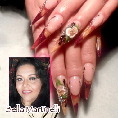 "Nail Artist Q&A: ""Nailed Down!"" with Bella Martinelli"