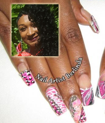 "Nail Artist Q&A: ""Nailed Down!"" with Berlinda Johnson"
