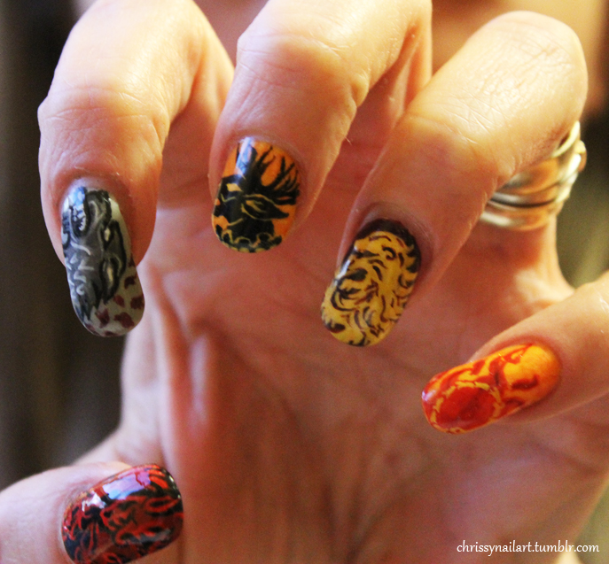 Nail Trends: TV Show Nail Art