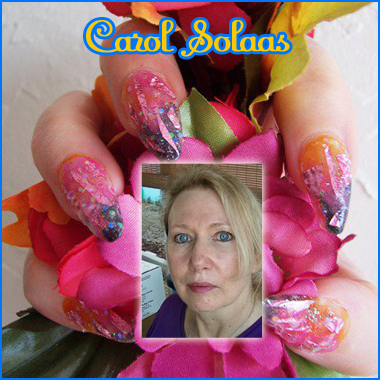 """Nail Artist Q&A: """"Nailed Down!"""" with Carol Solaas!"""
