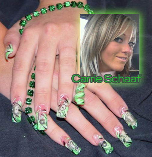 """Nail Artist Q&A: """"Nailed Down!"""" with Carrie Schaaf!"""