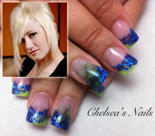 "Nail Artist Q&A: ""Nailed Down!"" with Chelsea Baart"