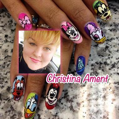 "Nail Artist Q&A: ""Nailed Down!"" with Christina Ament!"