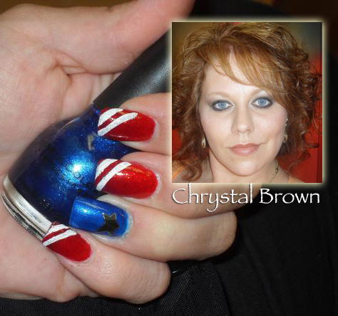 "Nail Artist Q&A: ""Nailed Down!"" with Chrystal Brown!"