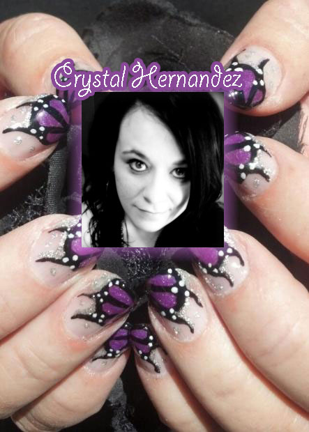 "Nail Artist Q&A: ""Nailed Down!"" with Crystal Hernandez!"