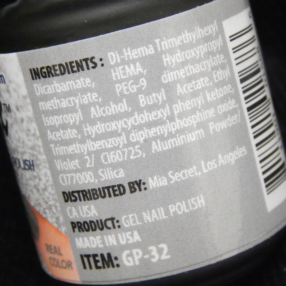 Your Guide to Nail Salon Product Ingredients - Nailpro