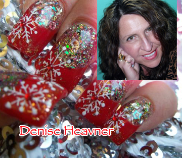 "Nail Artist Q&A: ""Nailed Down!"" with Denise Heavner!"