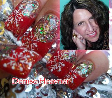 "Nail Artist Q&A: ""Nailed Down!"" with Denise Heavner!"