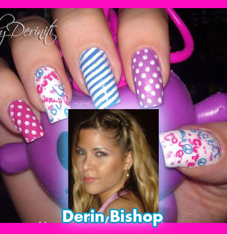 "Nail Artist Q&A: ""Nailed Down!"" with Derin Bishop!"