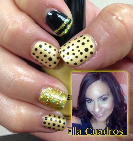 """Nail Artist Q&A: """"Nailed Down!"""" with Ella Cuadros!"""