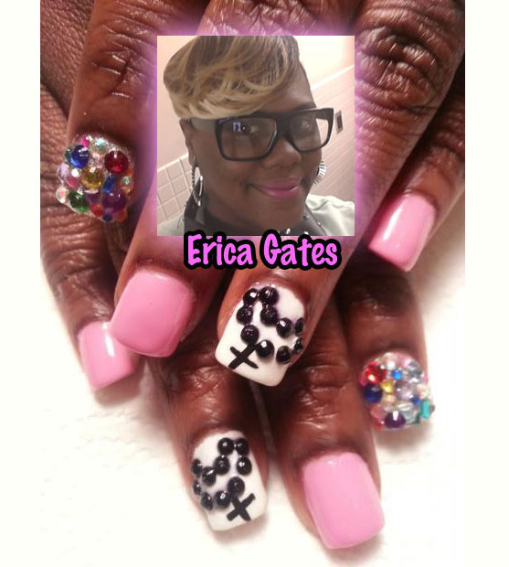 "Nail Artist Q&A: ""Nailed Down!"" with Erica Gates!"