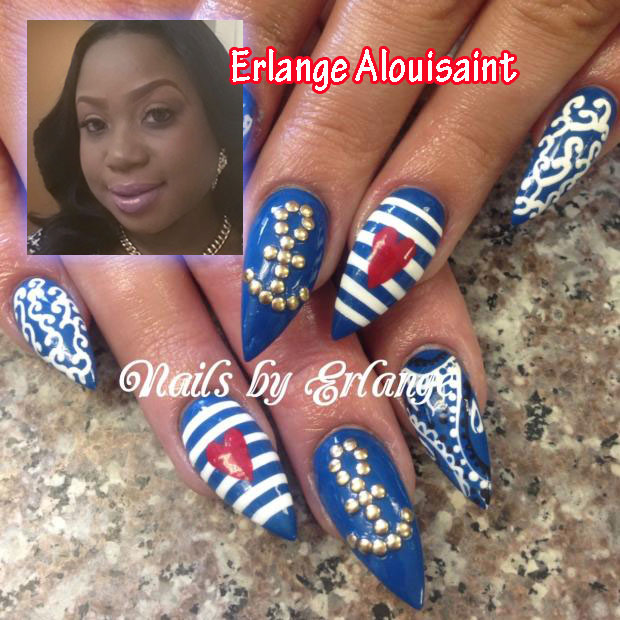 "Nail Artist Q&A: ""Nailed Down!"" with Erlange Alouisaint!"