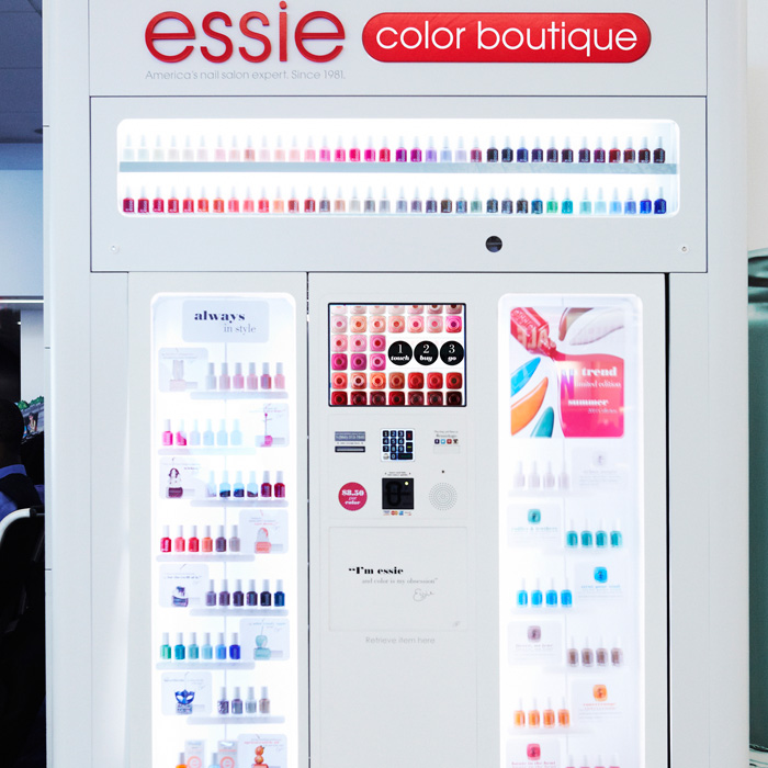 Essie Will Now Be Available at the Airport