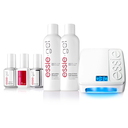 How to Apply and Remove Essie Gel