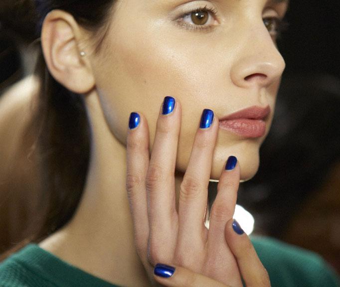 Eye-Catching Jewel Blue at Costello Tagliapietra