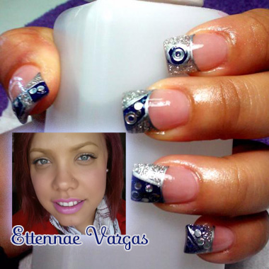 "Nail Artist Q&A: ""Nailed Down!"" with Ettennae Vargas"