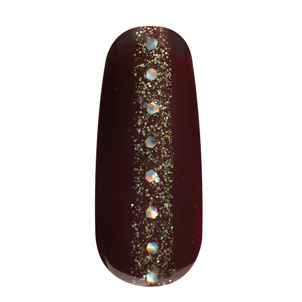 Nail Art Tutorial: Quick Glitter by OPI