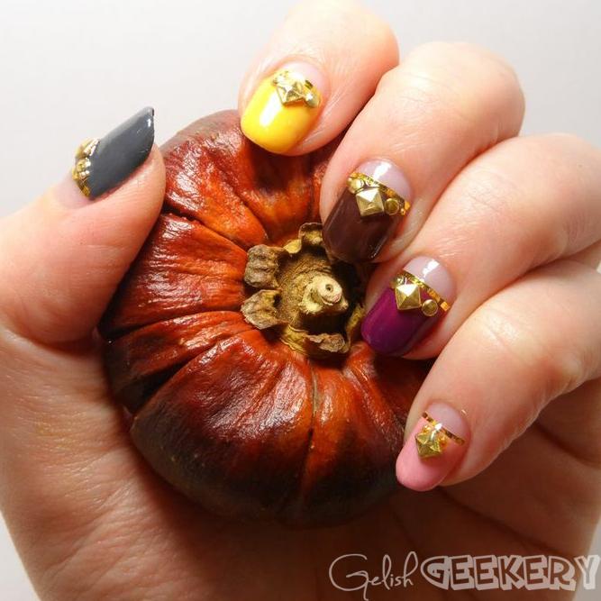 Gelish Nail Designs 2015