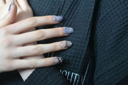 NYFW Fall 2013 Nails: OPI at Houghton