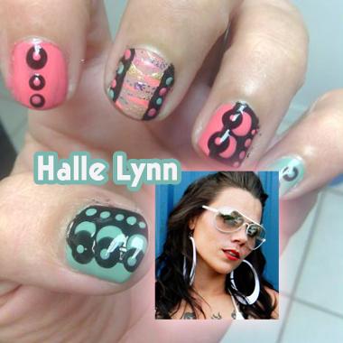 """Nail Artist Q&A: """"Nailed Down!"""" with Halle Lynn!"""