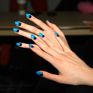 NYFW Nails: Dermelect Cosmeceuticals Collaborates with Daniel Vosovic