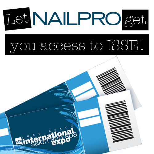 Giveaway: Win a 3-Day Pass to ISSE Long Beach 2014!