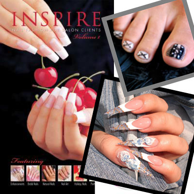 Get Your Nail Art Published!