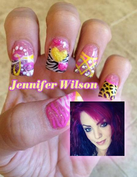 "Nail Artist Q&A: ""Nailed Down!"" with Jennifer Wilson!"