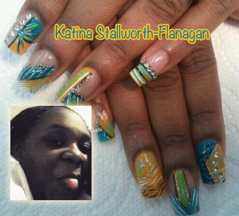 "Nail Artist Q&A: ""Nailed Down!"" with Katina Stallworth-Flanagan!"