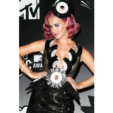 Katy Perry Wears Custom Minx to 2011 VMAs