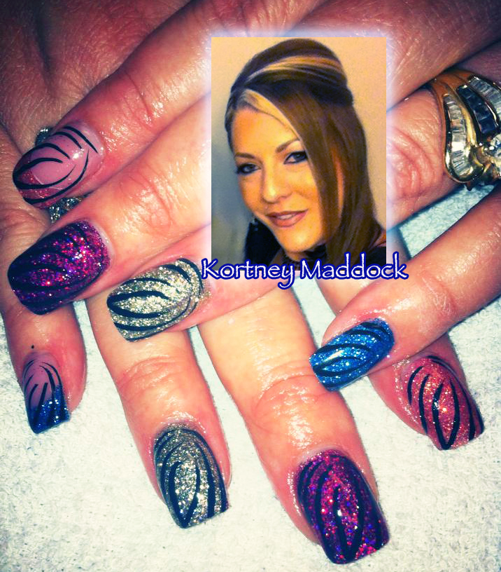 """Nail Artist Q&A: """"Nailed Down!"""" with Kortney Maddock!"""