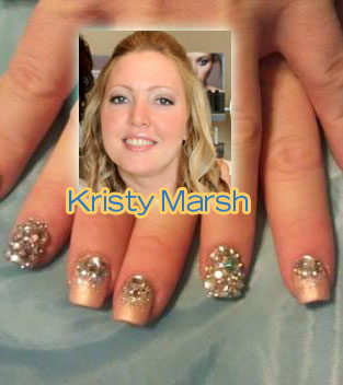 "Nail Artist Q&A: ""Nailed Down!"" with Kristy Marsh!"