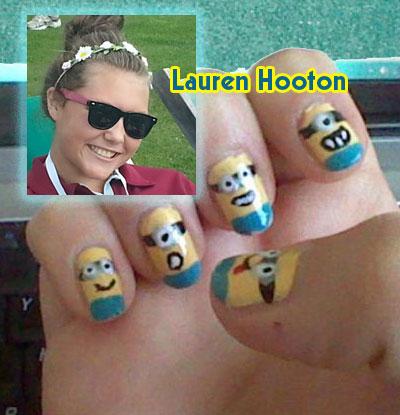 """Nail Artist Q&A: """"Nailed Down!"""" with Lauren Hooton!"""