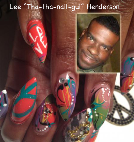 "Nail Artist Q&A: ""Nailed Down!"" with Lee"