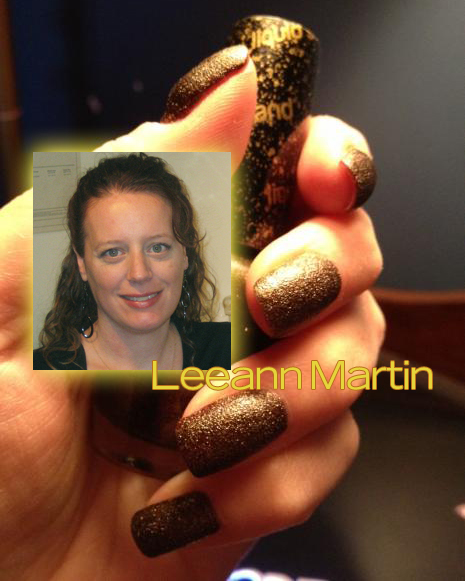 "Nail Artist Q&A: ""Nailed Down!"" with Leeann Martin!"