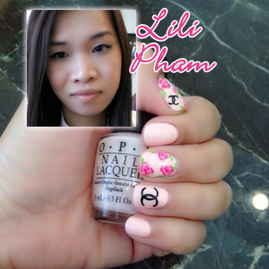 "Nail Artist Q&A: ""Nailed Down!"" with Lili Pham!"