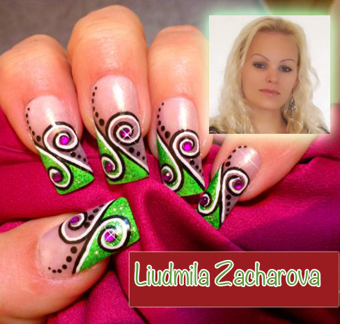 "Nail Artist Q&A: ""Nailed Down!"" with Liudmila Zacharova!"